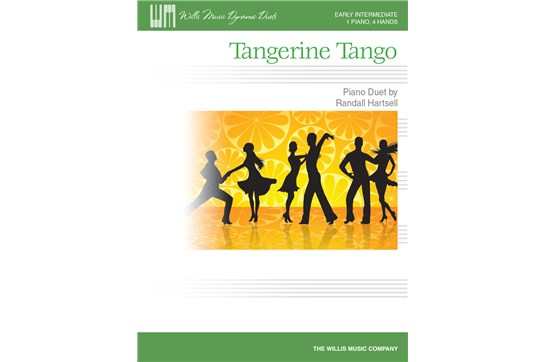 TANGERINE TANGO 1 Piano, 4 Hands/Early Intermediate Level