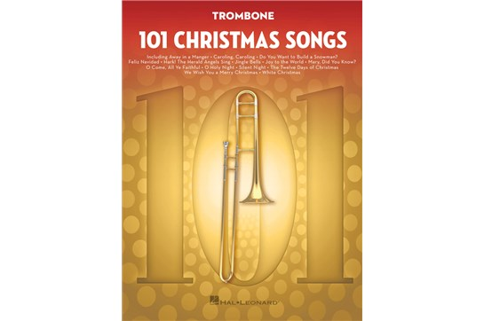 101 Christmas Songs (Trombone)