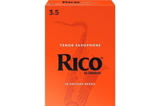 Rico Tenor Saxophone Reeds Strength 3.5 (Box of 10)