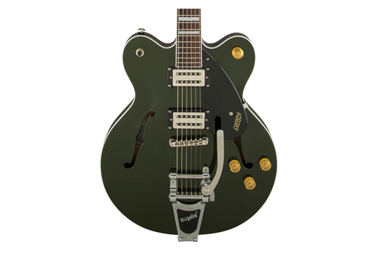 Gretsch G2622 Streamliner Center Block w/ Bigsby (Torino Green)
