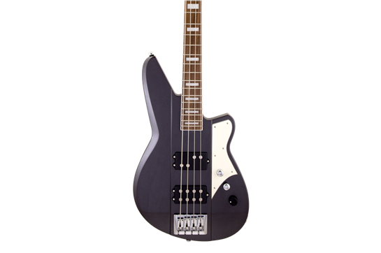 Reverend Thundergun 4-String Bass - Gunmetal