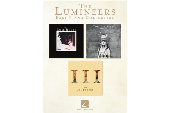 The Lumineers- Easy Piano Collection
