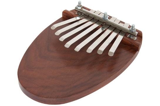 8-Key Flat Back Kalimba