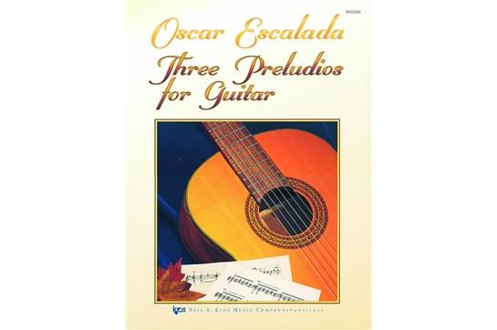 Three Preludios For Guitar