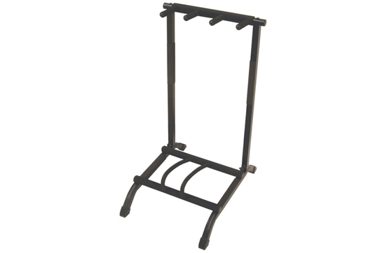On-Stage 3-Space Foldable Guitar Rack