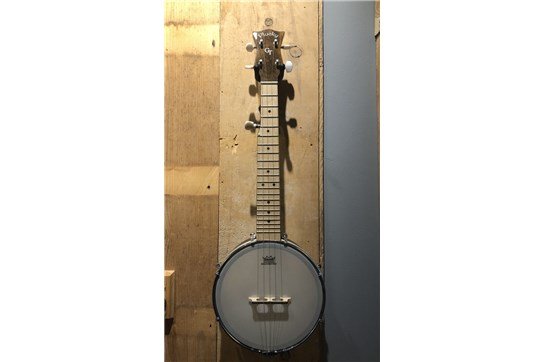 Gold Tone Plucky Backpacker Banjo - Used