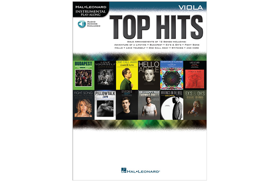 Top Hits (Viola)