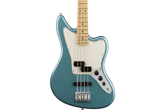 Fender Player Jaguar Bass Guitar (Tidepool)