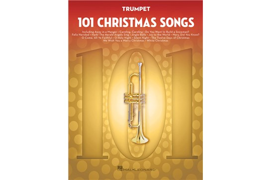 101 Christmas Songs (Trumpet)