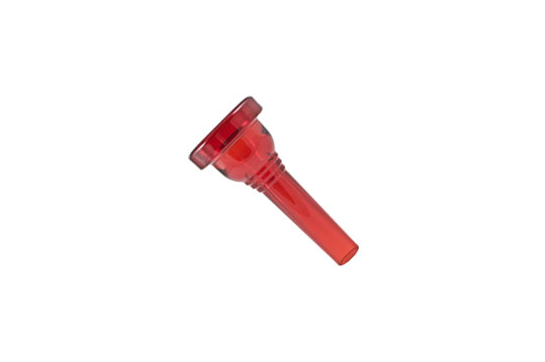 Kelly Plastic Mouthpiece, Trombone 12C (Crystal Red)