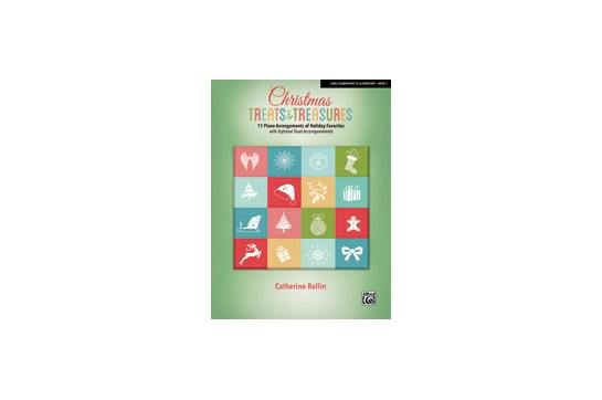 Christmas Treats & Treasures, Book 1