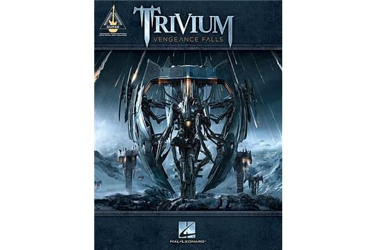 Trivium - Vengeance Falls (Guitar Tab & Music)