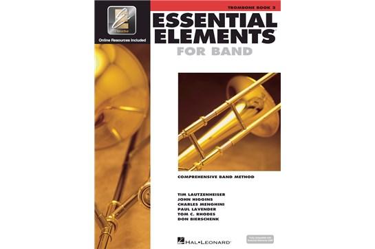 Essential Elements Trombone Lesson Book 2
