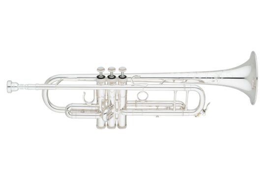 S.E. Shires TRQ10S Q Series Bb Trumpet - Silver Plated