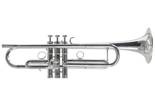 Used Schilke S43HSL-F Faddis Trumpet