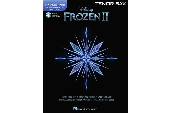 Frozen II - (Tenor Sax Play-Along)