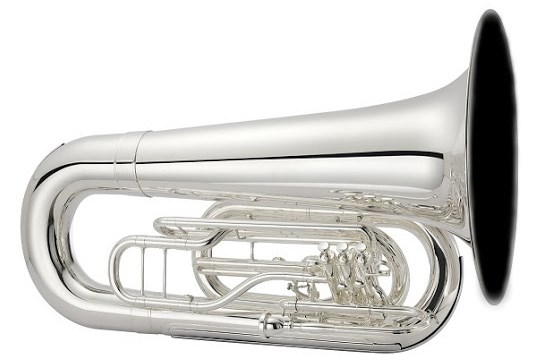 Marchmaster Black Bell Cover - Tuba
