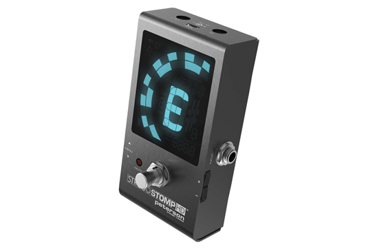 Peterson Strobo Stomp HD Pedal Tuner