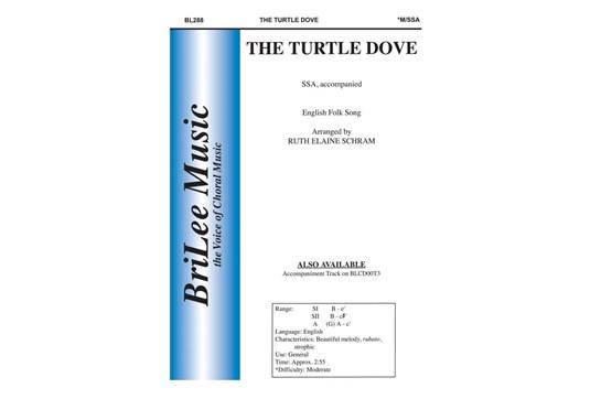 The Turtle Dove - SSA