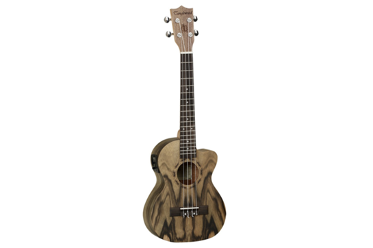 Tanglewood Acoustic-Electric Tenor Ukulele (Walnut)