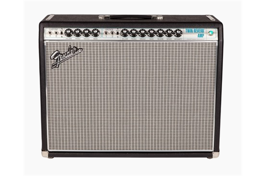 Fender '68 Custom Twin Reverb Guitar Amplifier