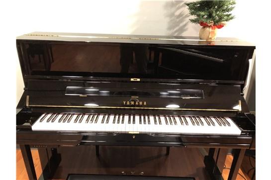 Used Yamaha Trans Acoustic Professional Upright Piano