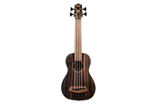 Kala Striped Ebony Acoustic-Electric U-Bass