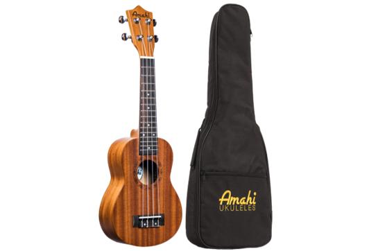 Amahi UK210S Soprano Ukulele