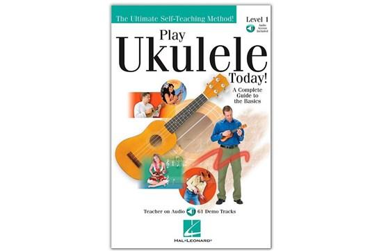 Play Ukulele Today Level 1 w/online audio