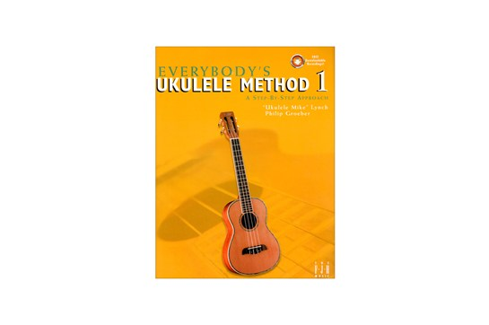Everybody's Ukulele Method Book 1