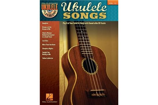 Ukulele Songs Ukulele Play-Along Volume 13