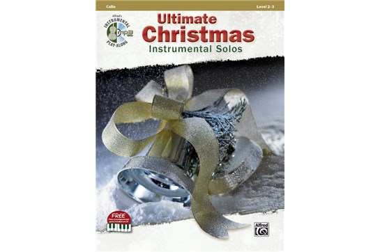 Ultimate Christmas Instrumental Solos for Strings - Cello