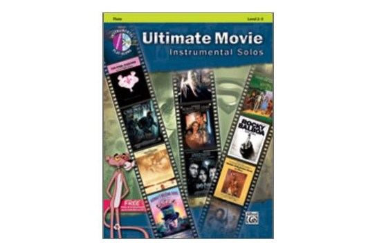 Ultimate Movie Instrumental Solos - Flute