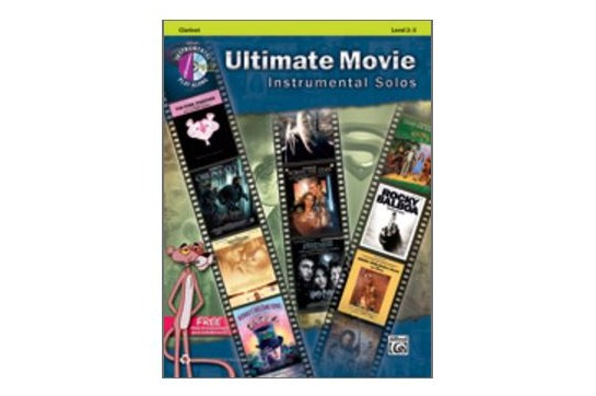 Ultimate Movie Instrumental Solos - Clarinet