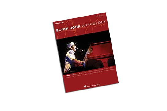 Elton John Anthology - 2nd Edition for Easy Piano