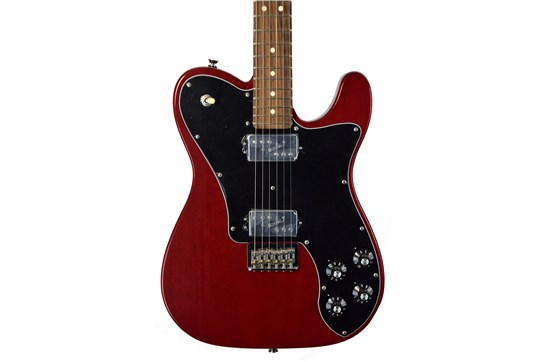 2017 Fender Deluxe Shawbucker Telecaster (Crimson Red)