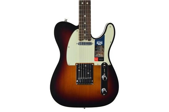 2017 Fender American Elite Telecaster Sunburst - Demo