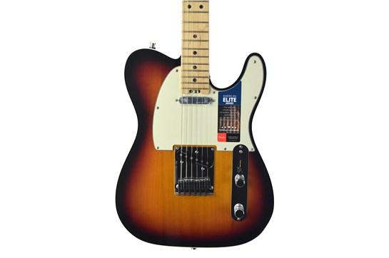 2017 Fender American Elite Telecaster Sunburst