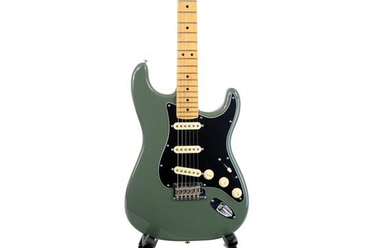 2017 Fender American Professional Stratocaster - Antique Olive