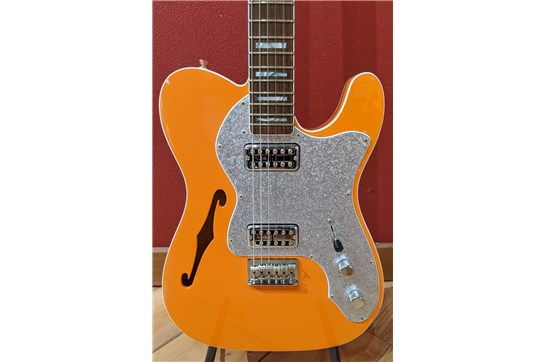 2018 Fender Telecaster Thinline Super Deluxe - Orange