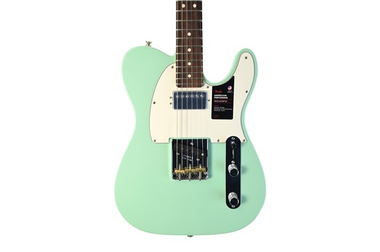 Fender Am Performer Telecaster Electric - Satin Surf Green