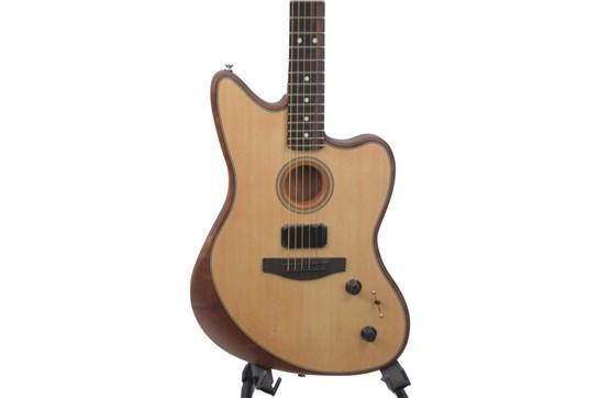 Fender Acoustasonic Jazzmaster - Natural