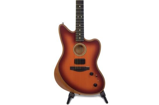 Fender Acoustasonic Jazzmaster - Tobacco Sunburst