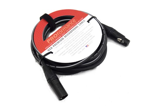 PROformance 15' USA Premium Mic Cable