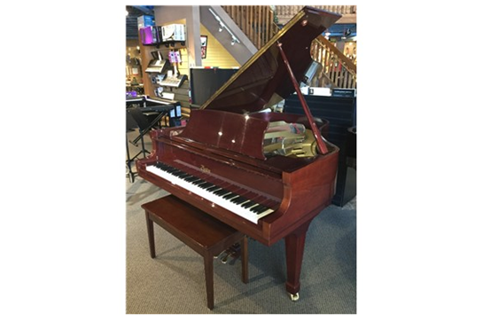 Beautiful Used Boston Grand Piano from the Steinway Family