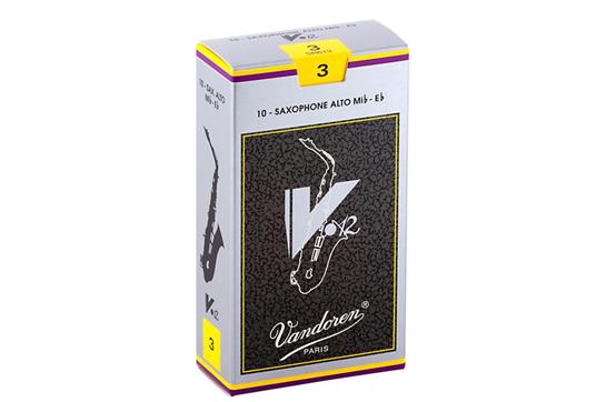 Vandoren V12 Bb Clarinet Reeds  Strength 3 (Box of 10)