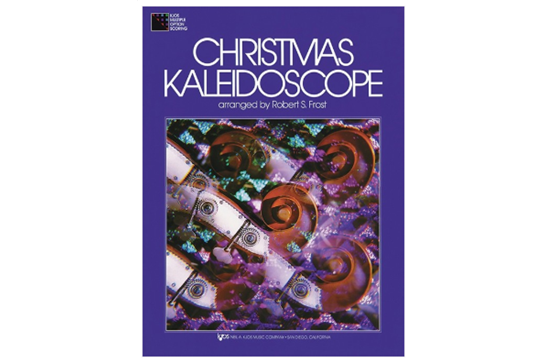 Christmas Kaleidoscope (Viola)