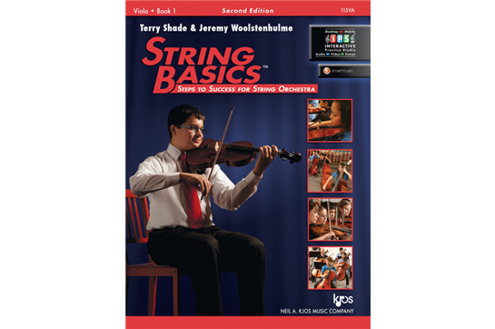 String Basics - Viola Book 1