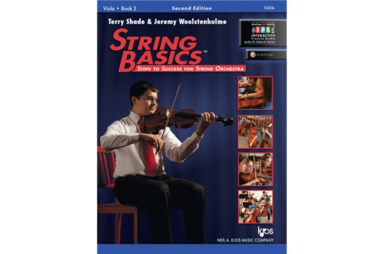 String Basics - Viola Book 2
