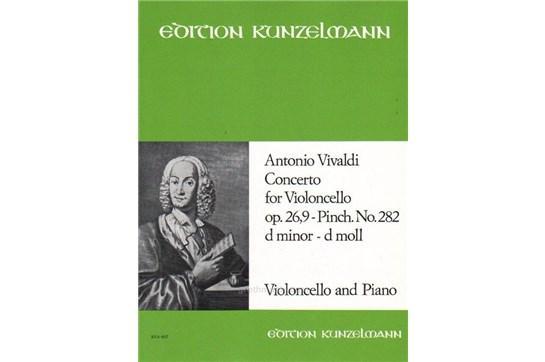 Concerto in D Minor - Cello